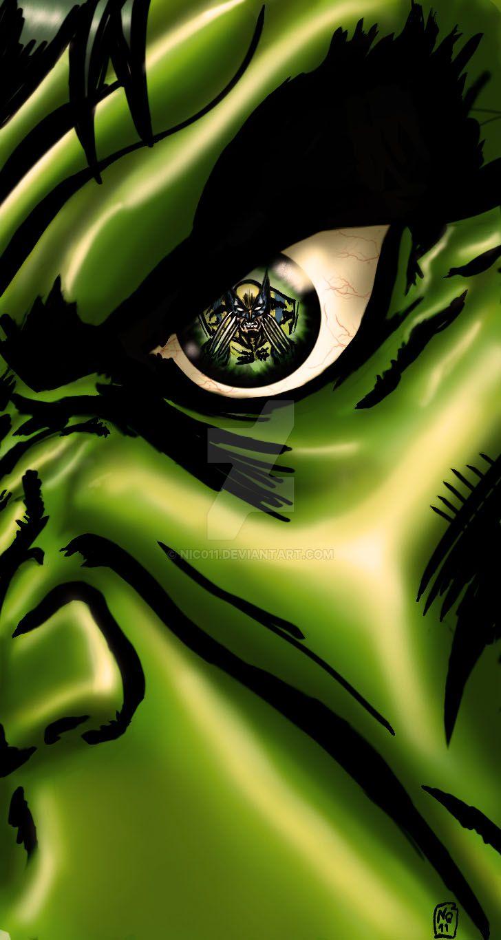 Hulk by nic011