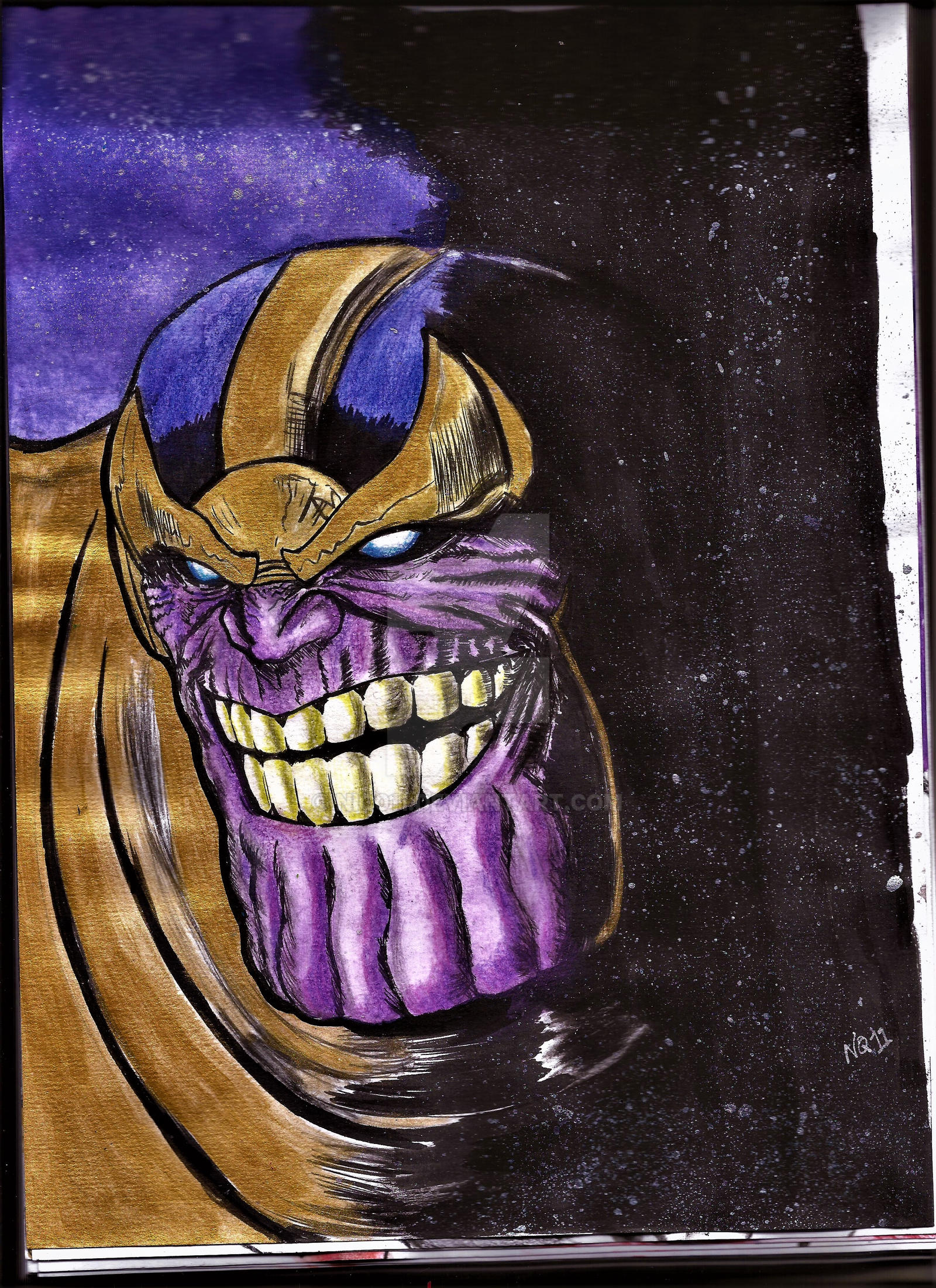 Thanos by nic011