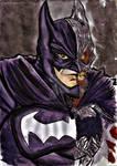 two faced batman