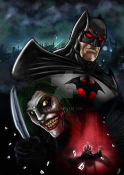 Batman Flash Point