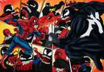 Spider Splashpage by nic011