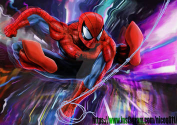 Spiderman by nic011