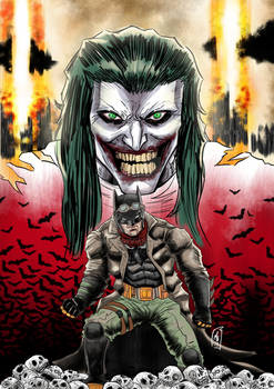 Nightmare Batman Joker