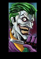 Joker by nic011