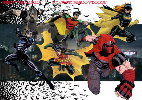 Batfamily 2