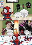 Ultimate Spider Man Venom 101 by nic011