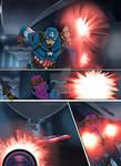 Captain america vs Baron Zemo 1 by nic011