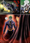 Gothams Nightmare: prologue full color