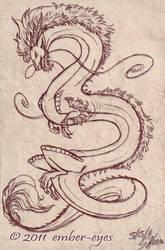 Eastern Dragon No. 4