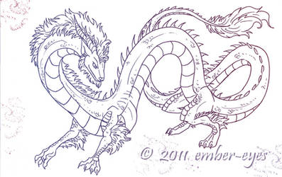 Eastern Dragon No. 5