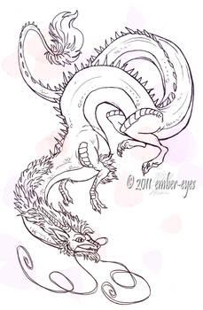 Eastern Dragon No. 8