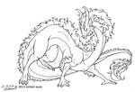 Eastern Dragon No. 18