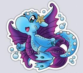 Fairy Mermaid Dragon