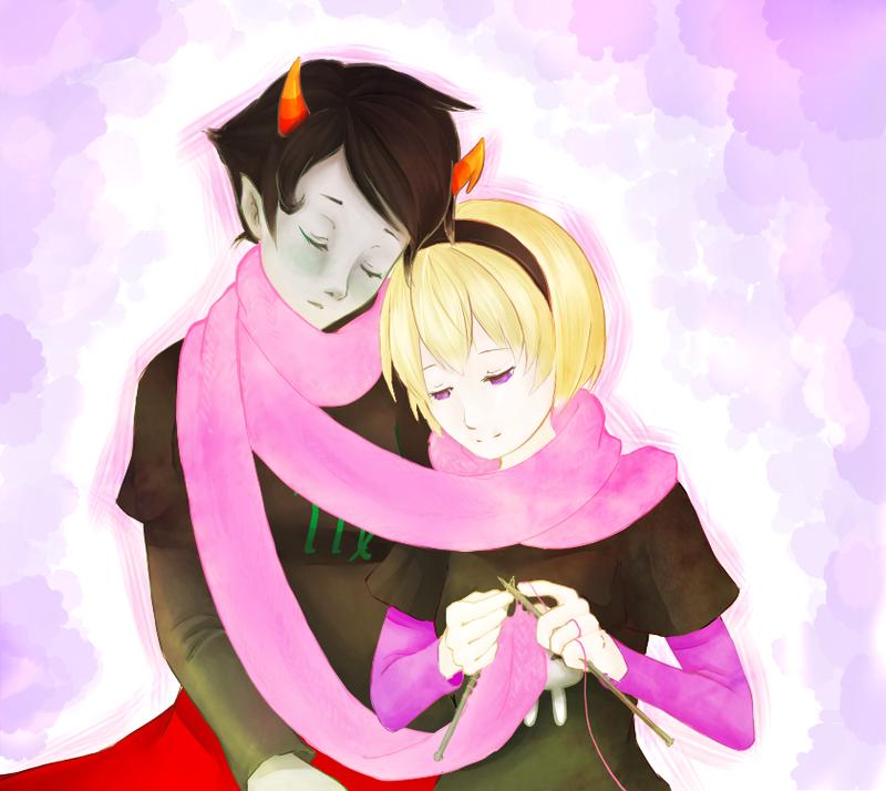 Stay warm by iAozora