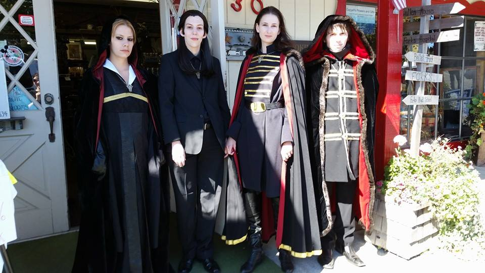 Volturi Cosplay by Dani-Jones