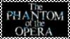 Phantom of the Opera fan stamp by QueenWerandra