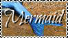 Mermaid Stamp by QueenWerandra