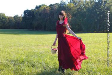 Windy Cathy Earnshaw (2014) by QueenWerandra