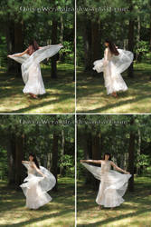Swirling nightgown stock pack (2015)