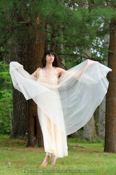 Elven nightgown stock I (2015)