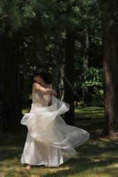 Swirling sylvan dance (2015)