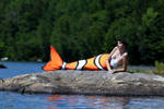 The Clownfish Mermaid