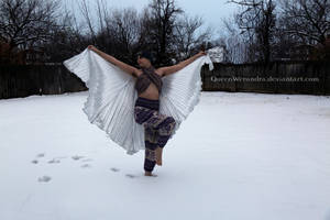 Snow fairy dance (natural)