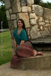 Earthy stone bridge by QueenWerandra
