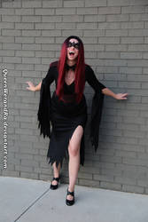 Full body vampiress stock VI