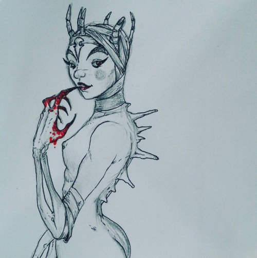 princess of awfulness by N-McKay