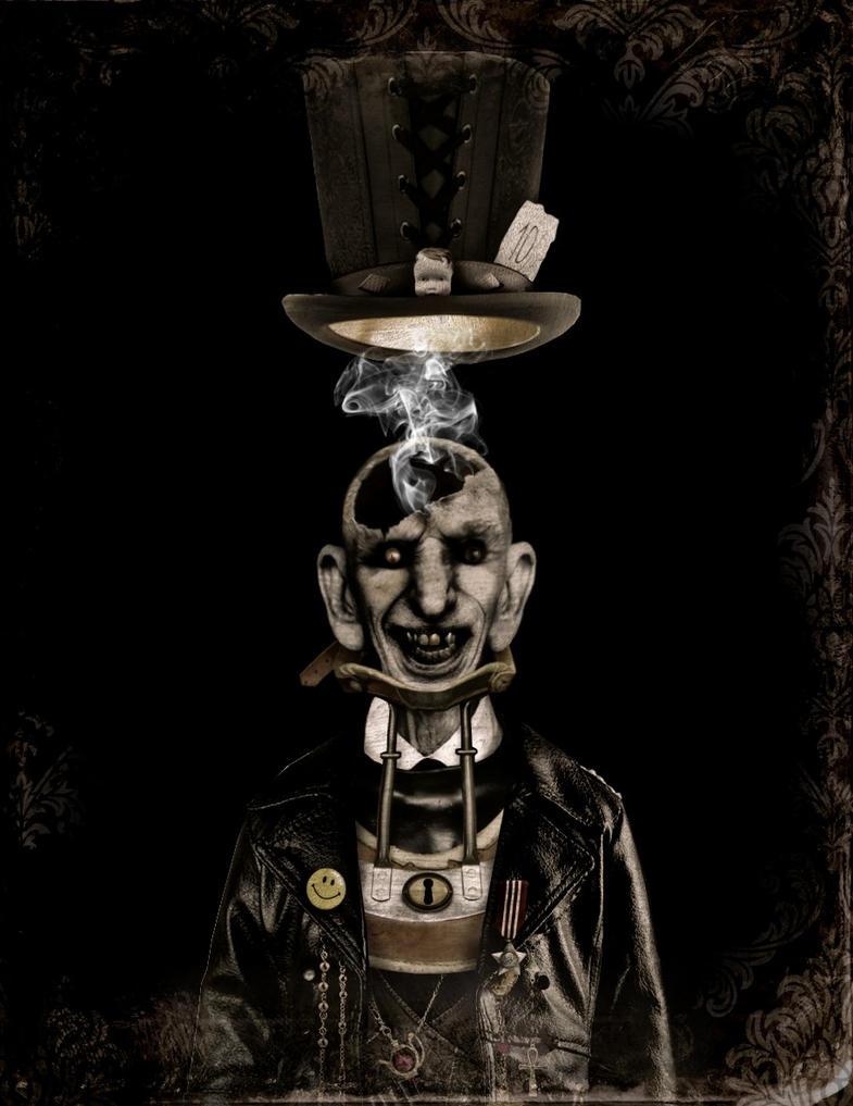 Hatter 2.0 by N-McKay