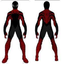 Spider-man suit redesign 2