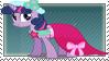 Twilight sparkle stamp by Twilightsparkless