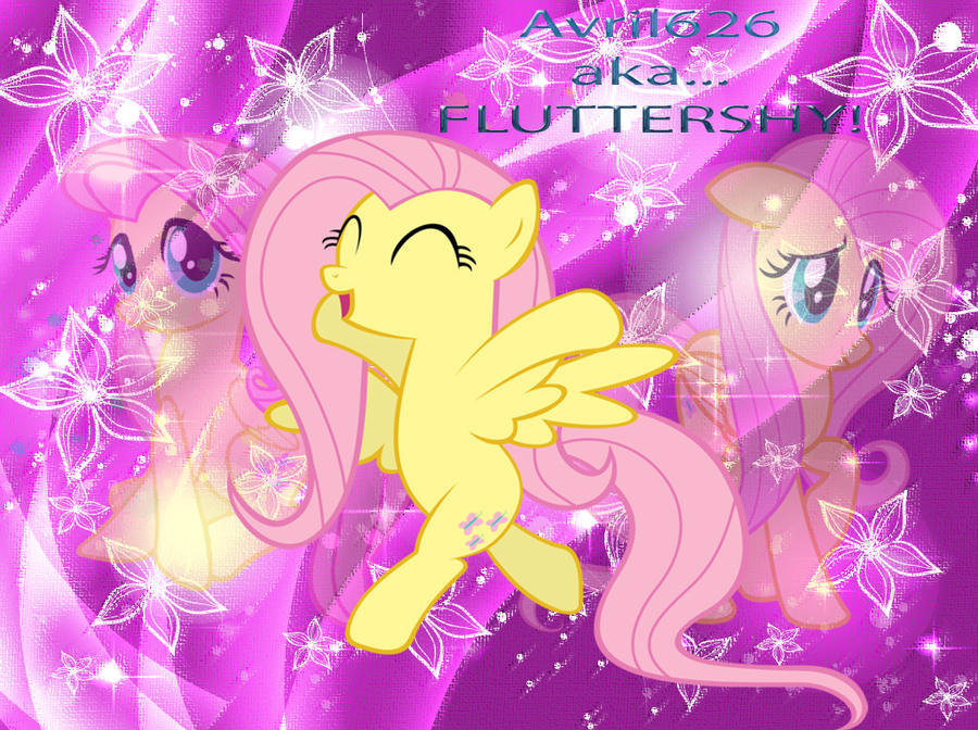 DeviantID for avril626/fluttershy! by Twilightsparkless