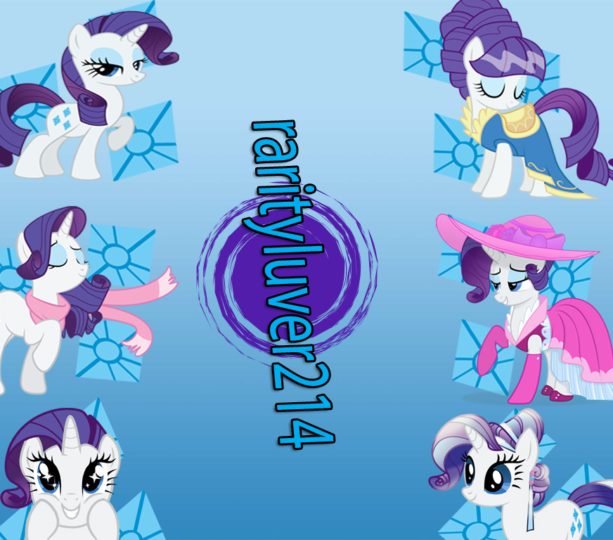 Request : Rarity ID by Twilightsparkless