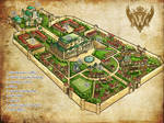 World Academy Map