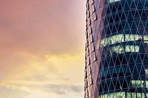 Westhafen Tower Frankfurt by m0rkel