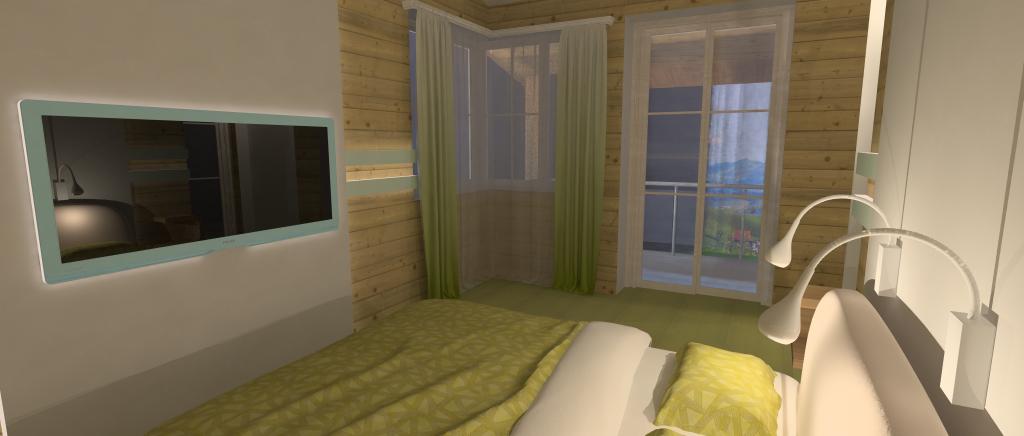 Bedroom 1 by IreneL