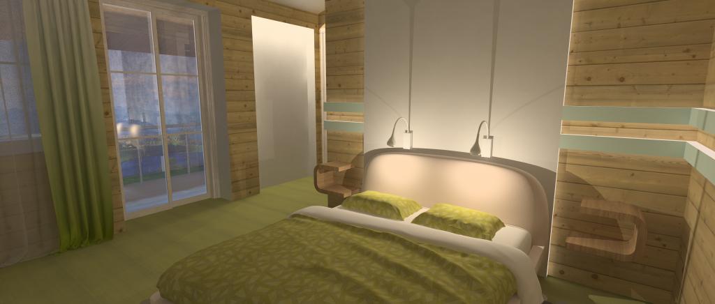 Bedroom 2 by IreneL