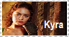 Kyra Stamp by 6YamiMarik6Lover6