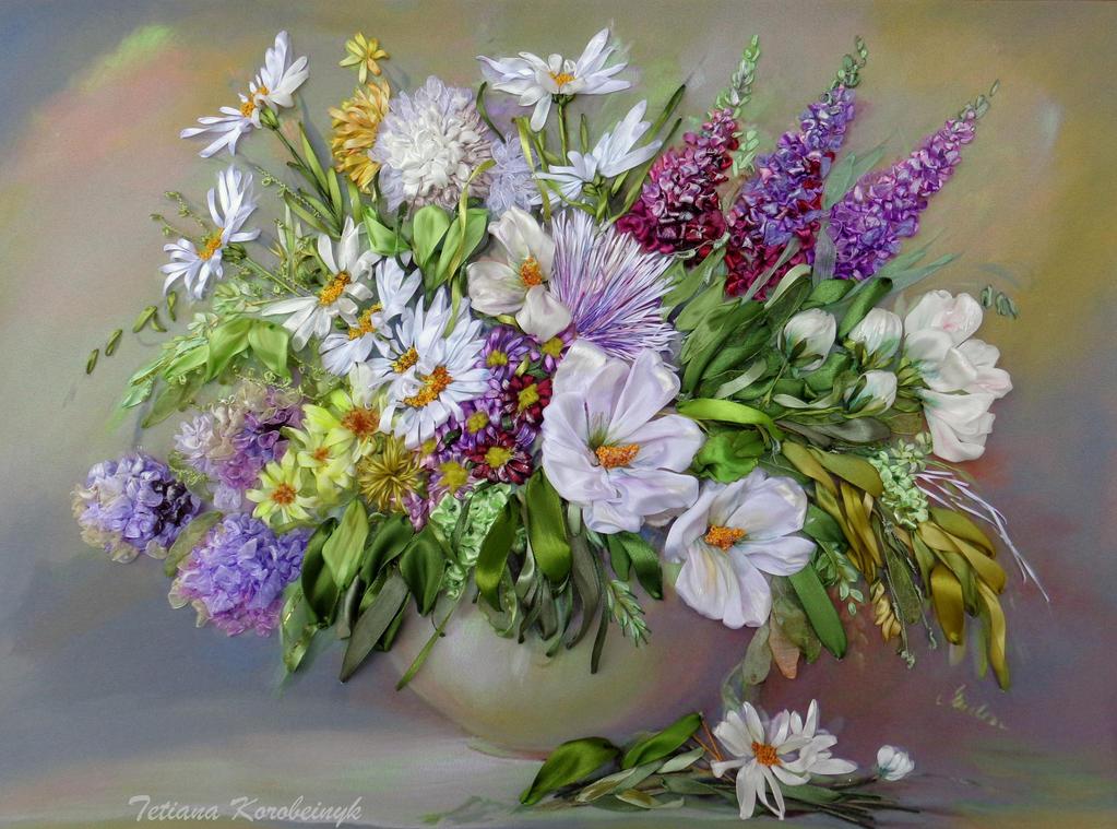 Flowers by TetianaKorobeinyk