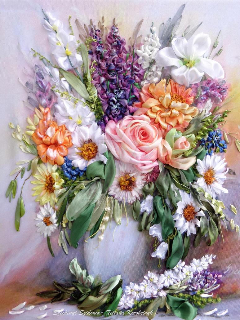 �yf�z#by�NyK^[�_flowers in vase by tetianakorobeinyk