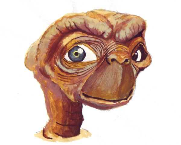E.T. by Fred-Saccoccio