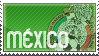 Mexico Soccer Stamp by memoshivia