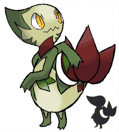 5ª generación 5th_Gen_Starter_pokemon_by_kiraga_neko