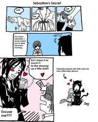 Sebastian's Secret by xxx-TeddyBear-xxx