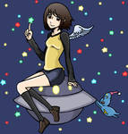 NHK-- Angel or Alien?