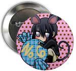Halloween Nezumi Chibi Pin by xxx-TeddyBear-xxx
