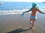 Miku's Day Off