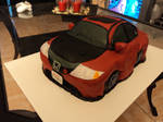 Civic Si Cake